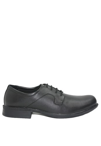 Dr. Kevin black Dr. Kevin Men Dress & Bussiness Formal Shoes 13393 - Black AD0E7SH8EA698AGS_1