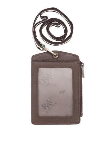 皮革證件esprit台灣卡片夾, 飾品配件, 飾品配件