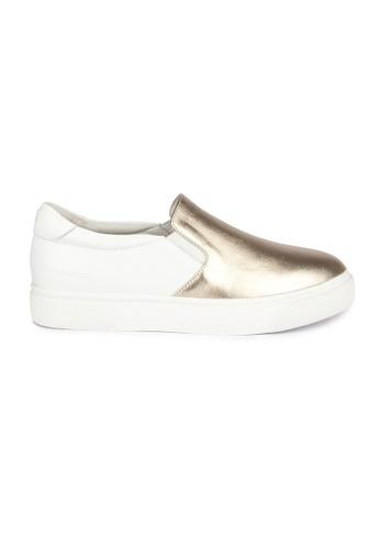 MAUD FRIZON gold Terence shoes 95B7ESH00C7C19GS_1