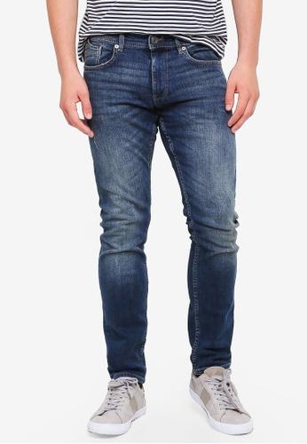 62c53c09d6c4 Buy ESPRIT Denim Length Service Pants Online on ZALORA Singapore