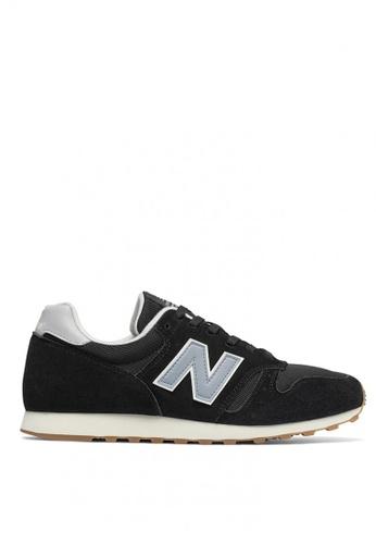New Balance black New Balance Mens 373 355EFSH2130E01GS_1