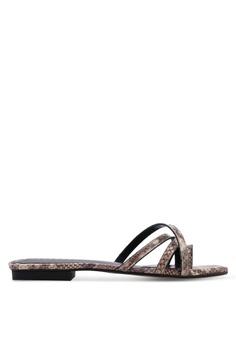 4fbe114e0e47 TOPSHOP beige Hippie Square Sandals A98DCSH76FEEFFGS 1