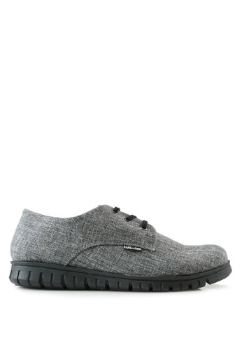 Dane And Dine grey Dane And Dine Sneakers Keren Terbaru KREYA - GREY DA735SH0VUHOID_1