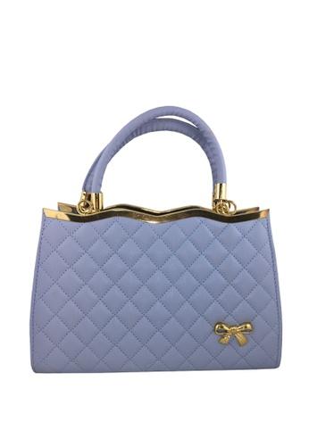 TCWK blue TCWK Ladies Fashion Handbag 8D68AAC54577D3GS_1