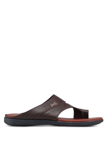 Louis Cuppers brown Casual Sandals 1E210SH01773F3GS_1