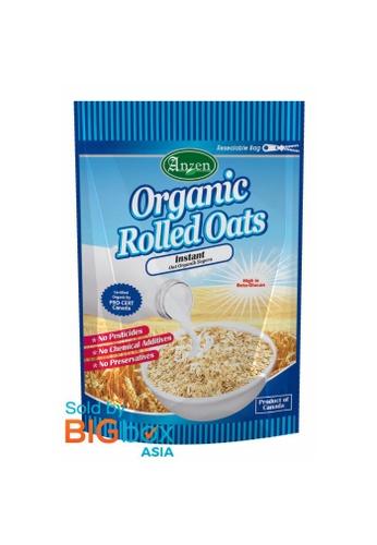 Anzen Anzen Organic Rolled Oats Instant 500g - Canada 45976ES5ECACE9GS_1