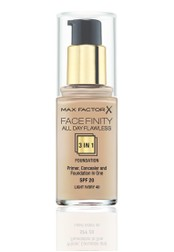 Max Factor beige Face Finity 3 In 1 Foundation Light Ivory 40 MA723BE34BLTPH_1