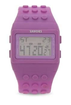 Minecraft Digital Wrist Watch