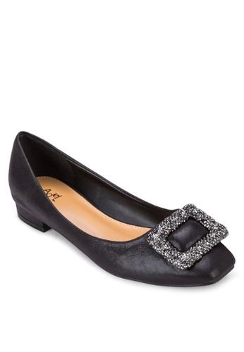 閃飾平底鞋, esprit outlet 高雄女鞋, 鞋