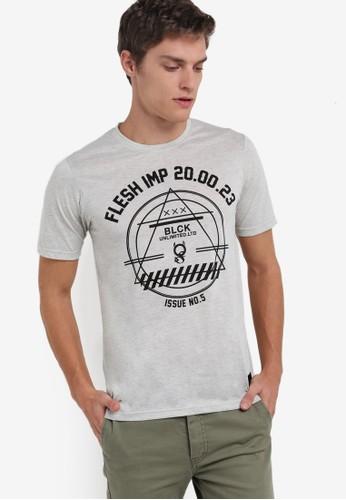圓領短袖TEE, 服飾,esprit 手錶 服飾