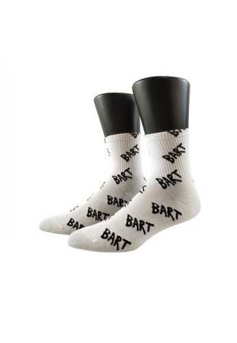 ShoeMafia Bart Crew  Man Short  Socks BFB95AABD457C6GS_1