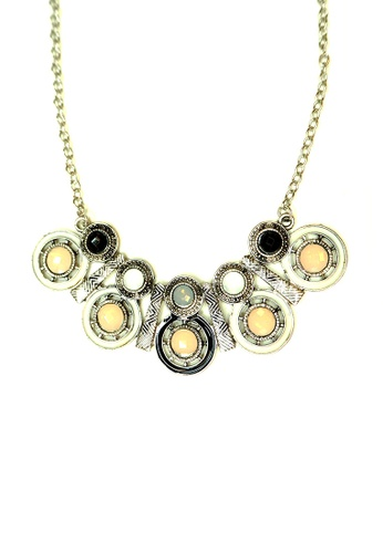ACEXSPADE silver Ofani Necklace 284C7ACEB61B72GS_1