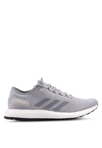 adidas grey adidas pureboost clima AD372SH0SUQ8MY_1