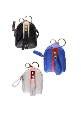 53260446316d Treasure by B   D multi PU Leather Cute Backpack Coin Purse Set of 3  TR022AC0K45YPH 1