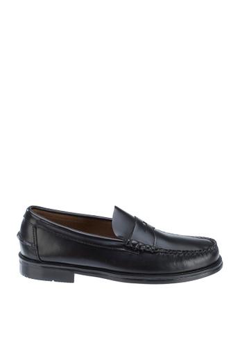 Sebago black Mens Grant Dress Casual Shoes SE328SH86NRDPH_1