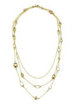 Emily Multilayer Chain Necklace