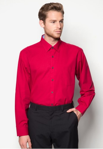 正裝長esprit home 台灣袖襯衫, 服飾, 素色襯衫