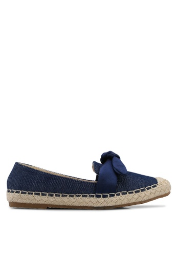 Mimosa blue and navy Denim Espadrilles 6C785SH697E9F6GS_1