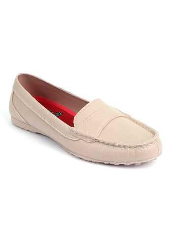 Easy Soft By World Balance beige Carly Ladies Loafers Shoes 6D172SH545B235GS_1