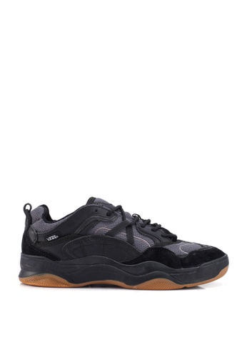 VANS black Varix WC Staple Sneakers FFF4ASHC655EDEGS_1