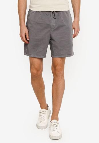 GAP grey 7 Inch Easy Shorts C433AAA4110F8BGS_1
