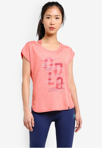 Odlo multi Helle Short Sleeve T-Shirt OD608AA0S13JMY_1
