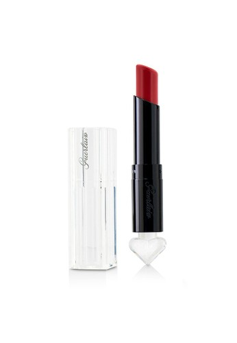 Guerlain GUERLAIN - La Petite Robe Noire Deliciously Shiny Lip Colour - #021 Red Teddy 2.8g/0.09oz 59B6CBE626AE30GS_1