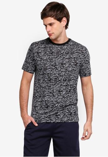River Island 灰色 短袖T恤 9C4C4AA6ECBF3DGS_1