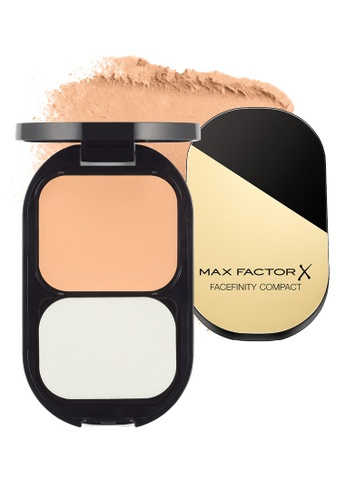 Max Factor beige Max Factor Facefinity SPF 20 Compact Foundation, 002 Ivory FD3F3BE1E3689EGS_1