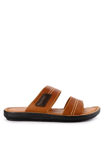 Watchout! Shoes brown Slip On D481ASH59BFF15GS_1