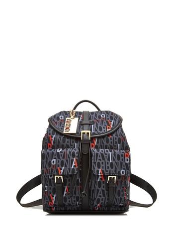 BONIA black Black Shelby Backpack 19077AC31ECFB6GS_1