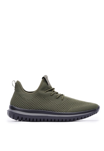 Life8 green Casual Breathable Shoes -09869-Green C71FFSH33F65AAGS_1