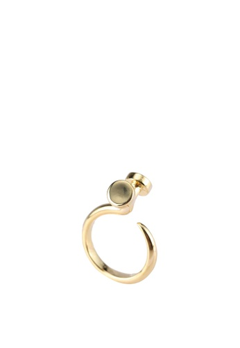 Wanderlust + Co gold Epsilon Gold Ring WA415AC0SAGQMY_1