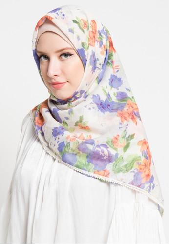 Aira Muslim Butik purple Ardilla Scarf AI892AA44ZQPID_1