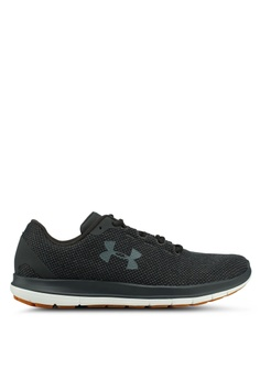 c4bd53898537 Under Armour grey UA Remix FW18 Shoes 0DE8ESHAAF3130GS 1