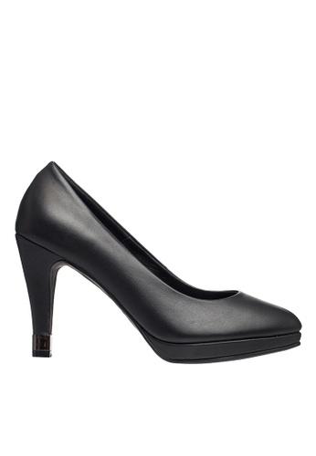 Hush Puppies black Hush Puppies Women's Rosetta Heels - Black 06464SH52F55C1GS_1