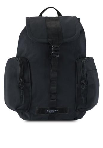 Timbuk2 black Lug Knapsack Backpack EE4DFACA2515D3GS_1