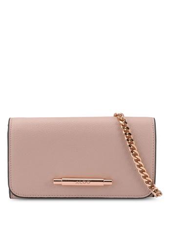 ALDO pink Haerrania Wallet 236CEACE6DE29CGS_1
