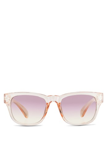 Hunter 粗框太陽眼鏡、 飾品配件、 飾品配件SunniesStudiosHunter粗框太陽眼鏡最新折價