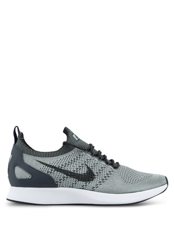 Nike white and green Nike Air Zoom Mariah Flyknit Racer '18 Running Shoes  AF067SHE54B64BGS_1