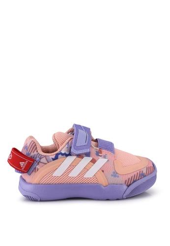 ADIDAS pink activeplay cny i shoes 1E305KS59BD229GS_1