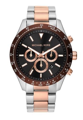 MICHAEL KORS multi Layton Watch MK8913 8BA52AC135E5CDGS_1