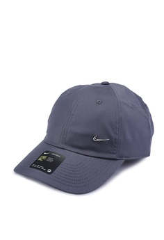 f176a48e71d Nike grey Nike Metal Swoosh H86 Adjustable Hat 5BEDBAC51120A6GS 1