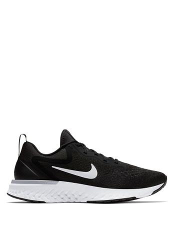 outlet store 9ee1a 83c37 Nike black Womens Nike Odyssey React Running Shoes 91EC4SH5FA53D5GS1