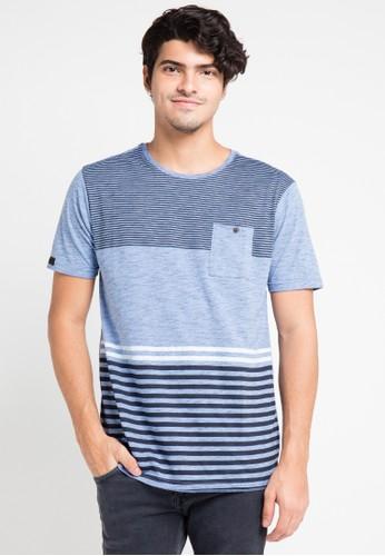 X8 blue Elvis T-Shirts X8323AA0V2TFID_1