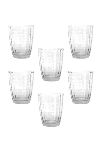 Union Glass n/a Thailand Premium Clear Glass Rock Glass 250ml - 13oz Set of 6 27703HL16CE985GS_1
