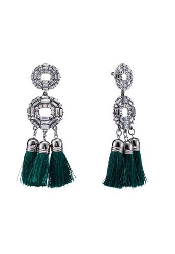 ALDO green Carmosino Earrings ADB91AC55B6E35GS_1