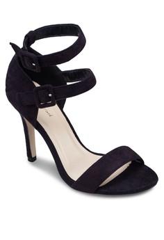 Double Cuff Sandal Heels
