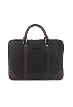 Lotuff Simple Two Line Briefcase