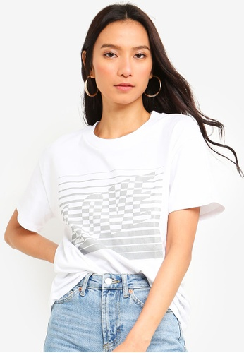 7f4895c3 Buy TOPSHOP Love Reflect T-Shirt Online on ZALORA Singapore